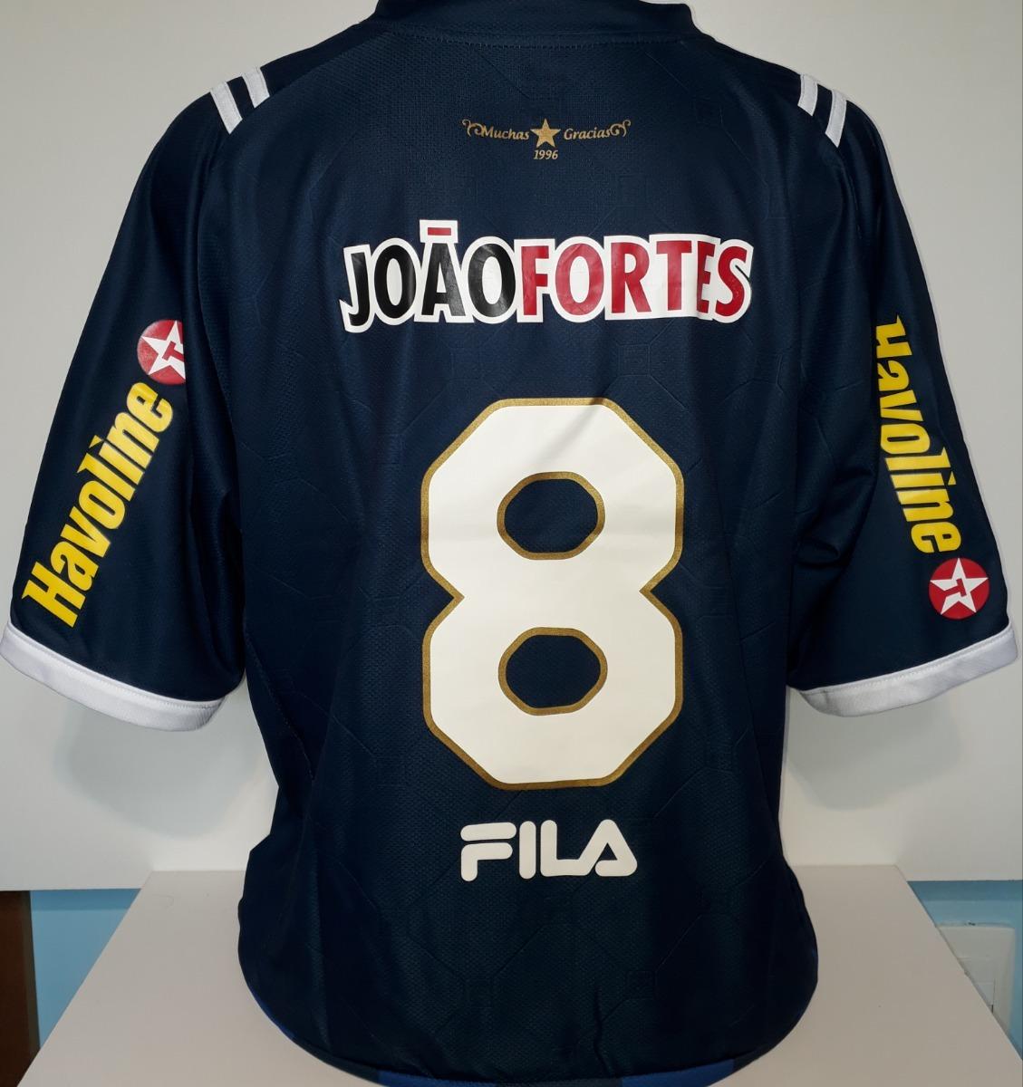 e0b57005f7 Camisa Botafogo 2011 Azul Original Fila Extra Gg E Gg - Bg - R  189 ...