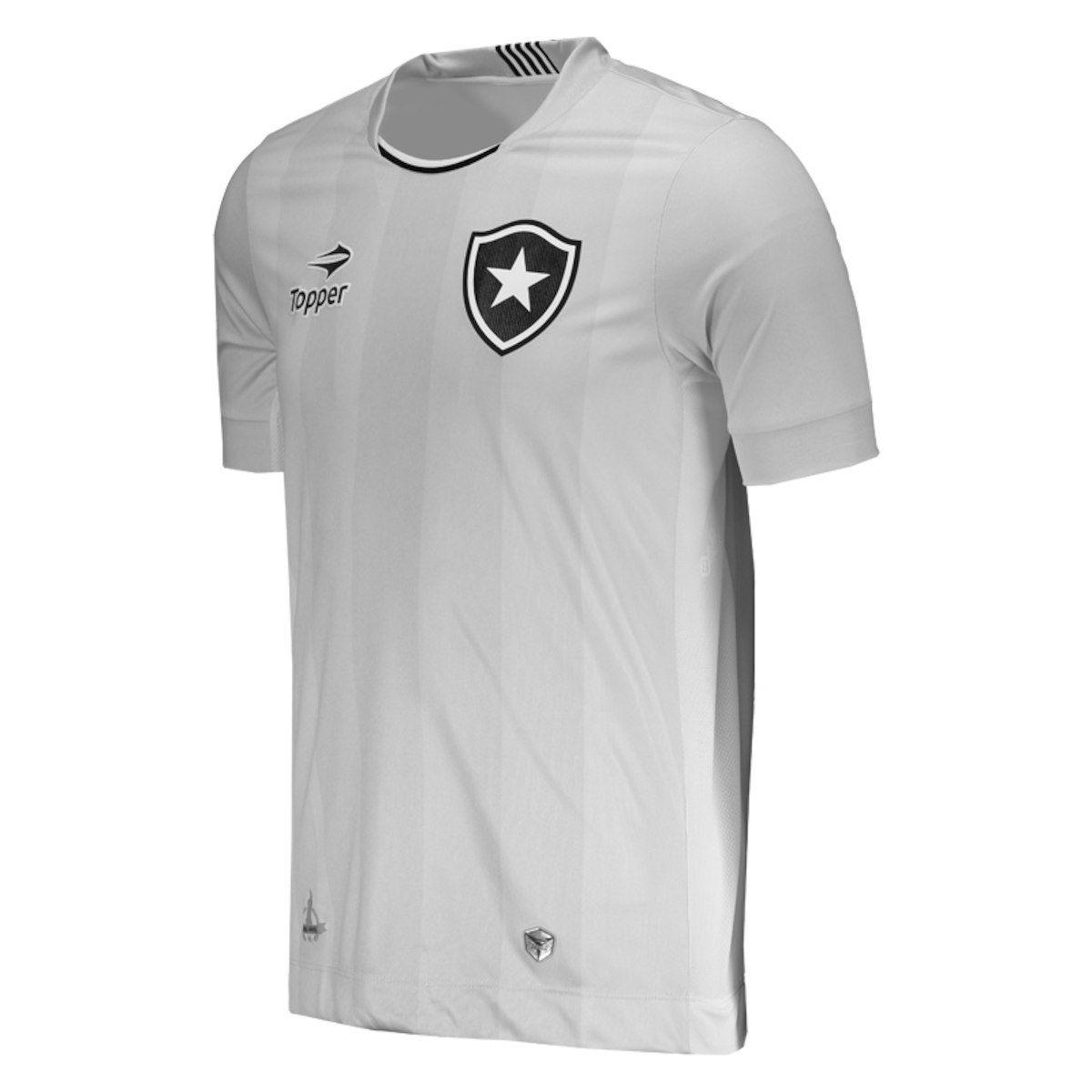 a336fb87c417a camisa botafogo 2016 17 topper oficial sem numero -s  juros. Carregando  zoom.