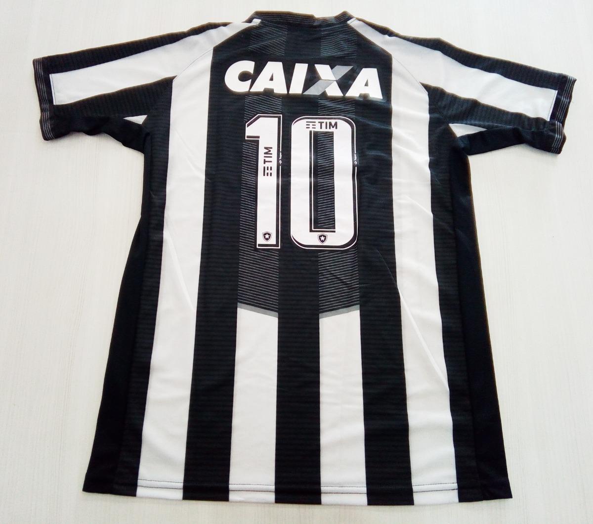 fe43e09a953a1 Camisa Botafogo 2018   2019 Supporter Torcedor Lançamento - R  78