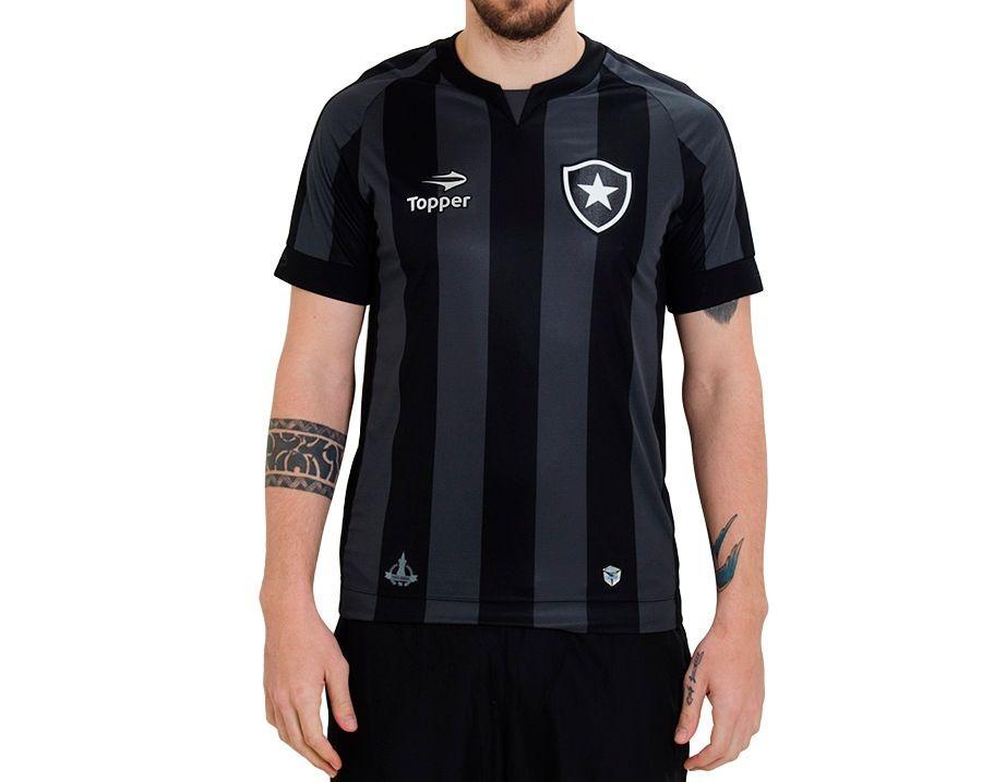 ffaf91ec0acc7 camisa botafogo away topper 2016 masculina. Carregando zoom.