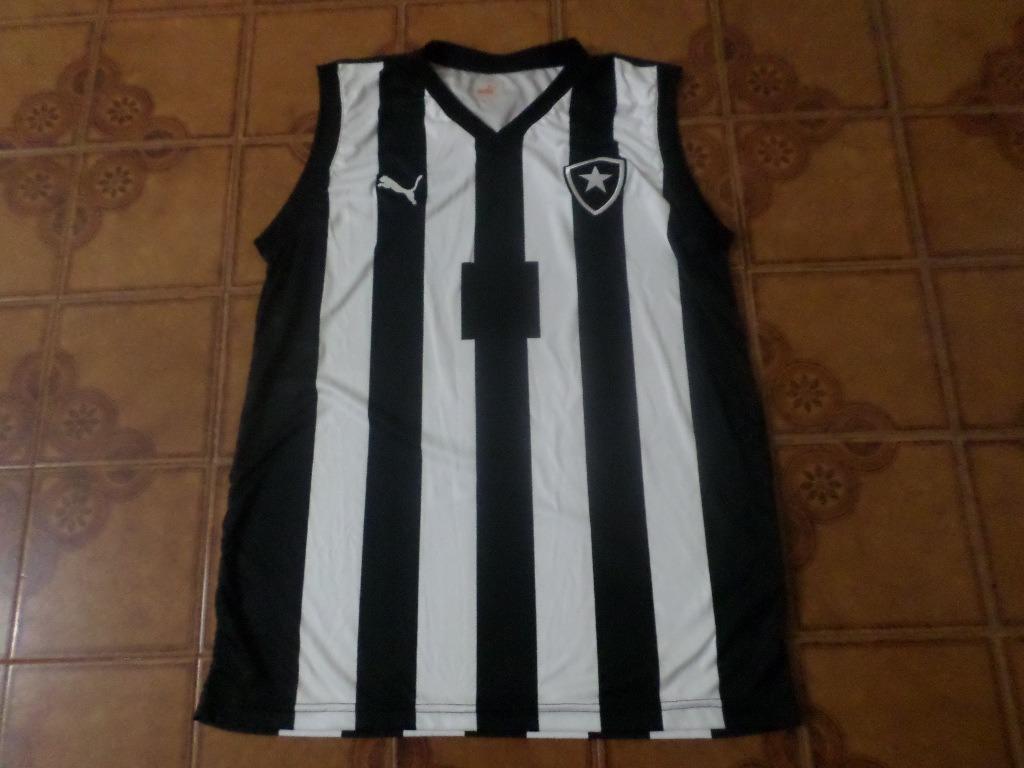 8f316c6eb43be camisa botafogo basquete listrada tamanho g. Carregando zoom.