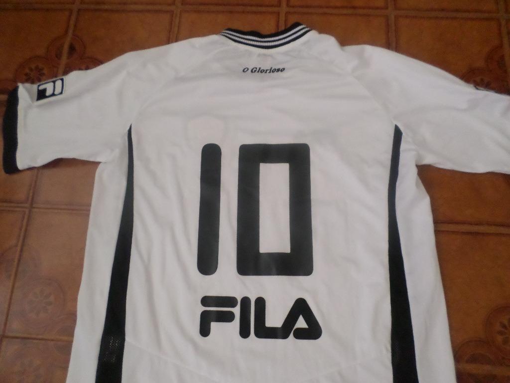 34a1f9ac0a28b camisa botafogo branca jogo 10 tamanho g. Carregando zoom.
