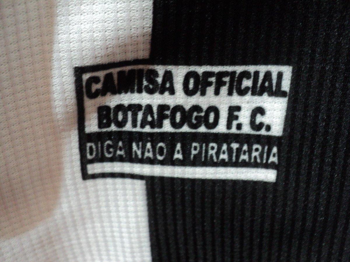 camisa botafogo da paraíba ( wecker ). Carregando zoom. e8b3cd211b067