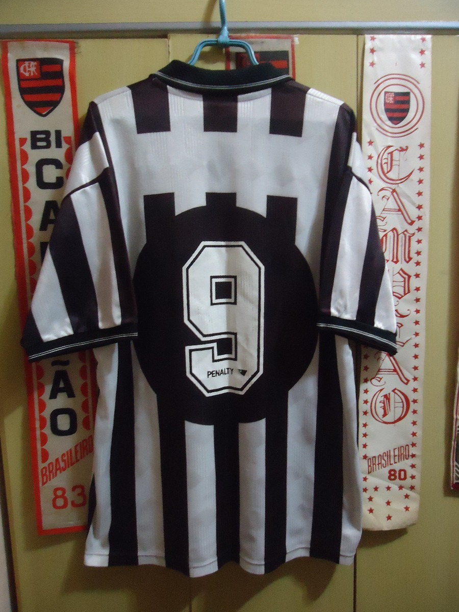 2d8a8dd1b4 Camisa Botafogo ( Escudo Emborrachado   Nº Printado ) - R  160