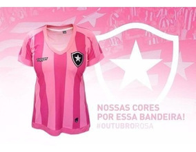 9268f38ae1 Camisa Aquecimento Botafogo 2017 - Camisas de Futebol Botafogo Brasil com  Ofertas Incríveis no Mercado Livre Brasil