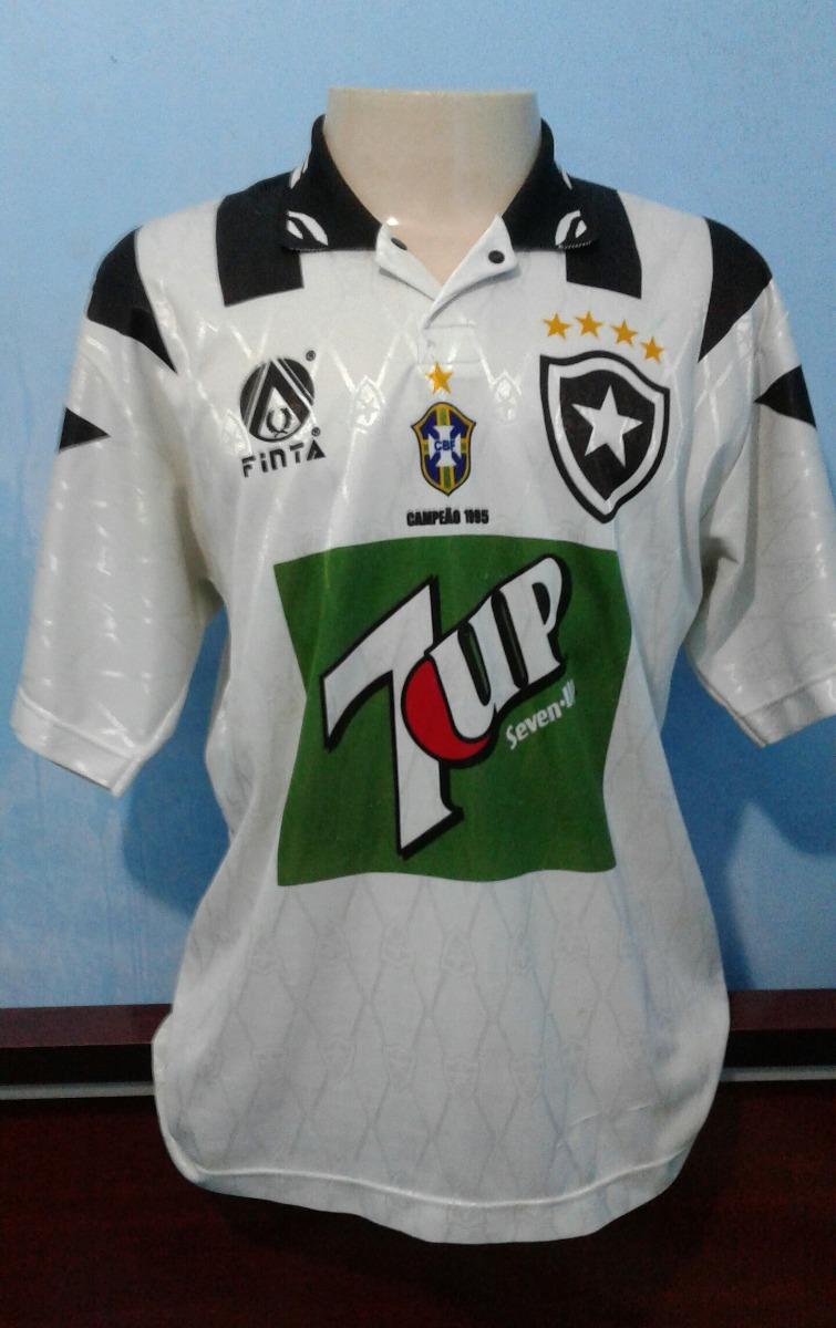 00c40c77a97f5 Camisa Botafogo Finta 1995-1996 Away Seven-up - R  250