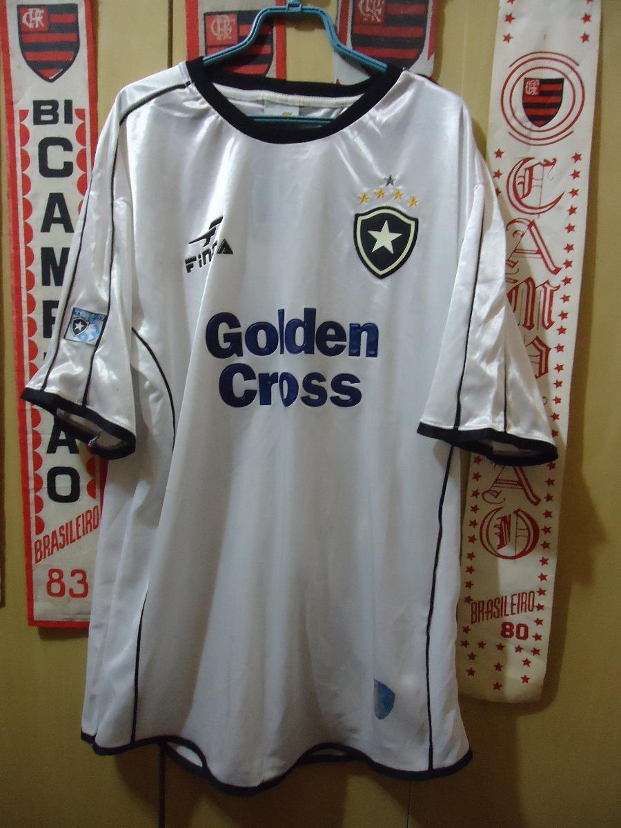 948c9098dda36 Camisa Botafogo ( Finta   Golden Cross   Na Etiqueta ) - R  250