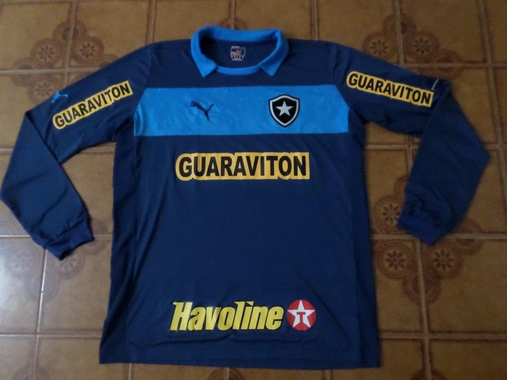 1d1fb118051ef camisa botafogo goleiro azul jogo 1 jefferson gg. Carregando zoom.
