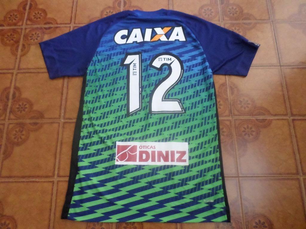 camisa botafogo goleiro jogo x flamengo 12 g. Carregando zoom. fa41289997edb