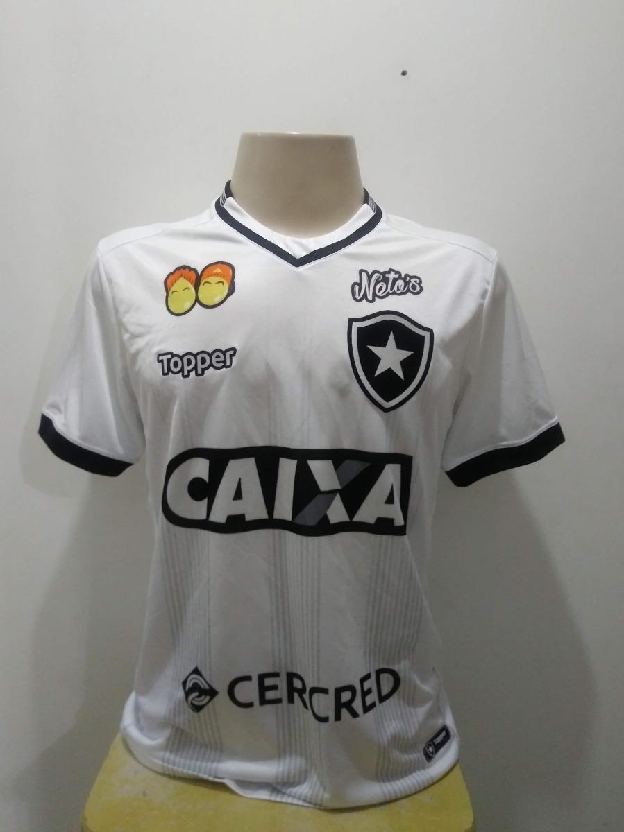 730459dd9 camisa botafogo jogo brasileiro 2018. Carregando zoom.