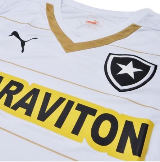 744e25836c94f Camisa Botafogo Jogo Ii Com Patrocínio 2014 Puma - Original - R  59 ...