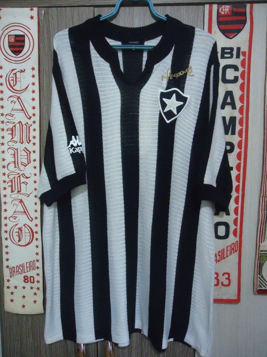 Camisa Botafogo ( Kappa   Mendonça   Retro Original ) - R  150 de953d5c6a2df