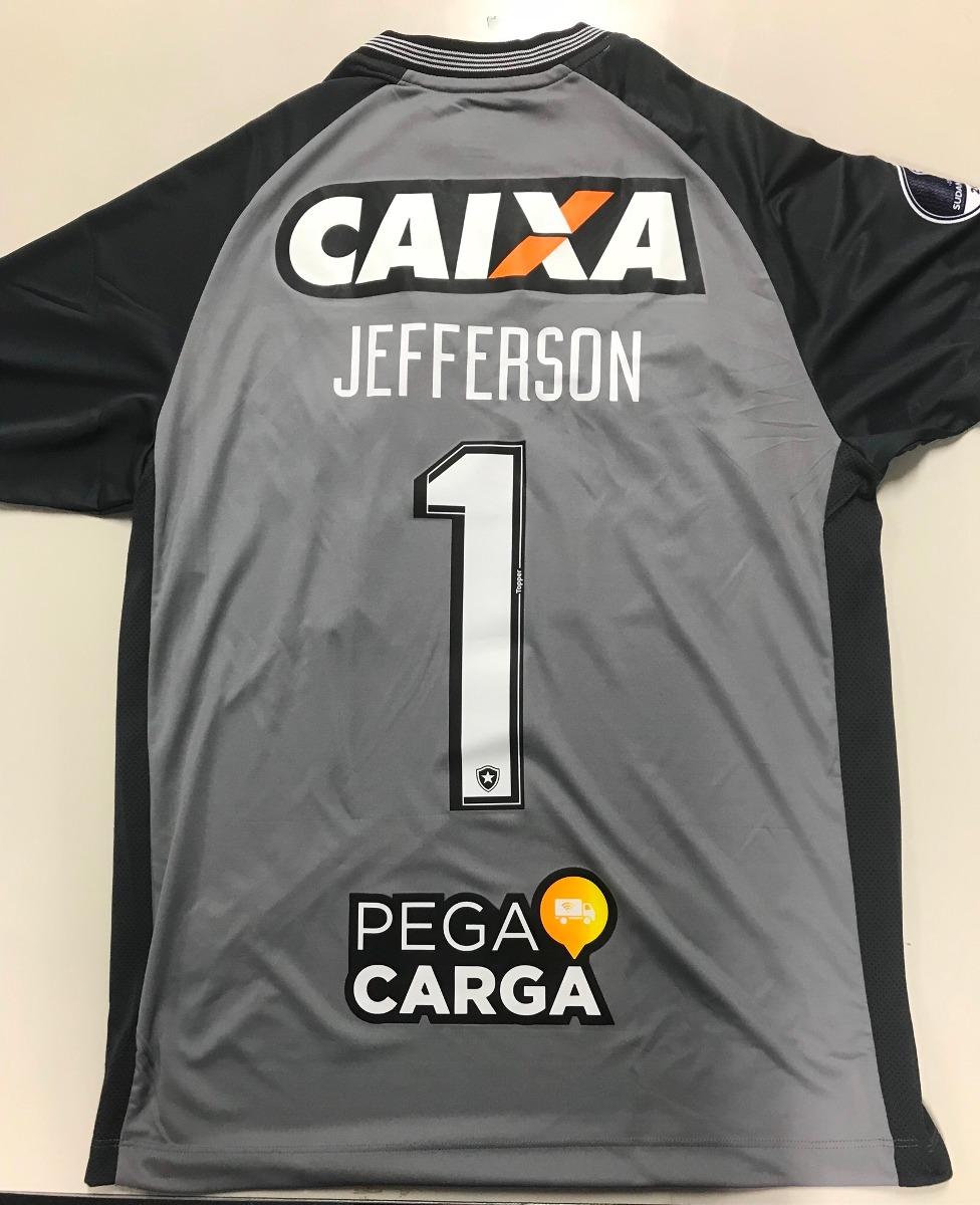 2c00037696 camisa botafogo oficial de jogo sul americana. Carregando zoom.