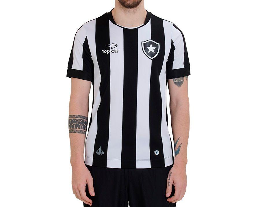 405791f342fbc camisa botafogo oficial i 2016 masculina. Carregando zoom.