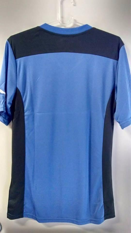 9e2922218b camisa botafogo oficial puma azul 2014 treino c  nota fiscal. Carregando  zoom.