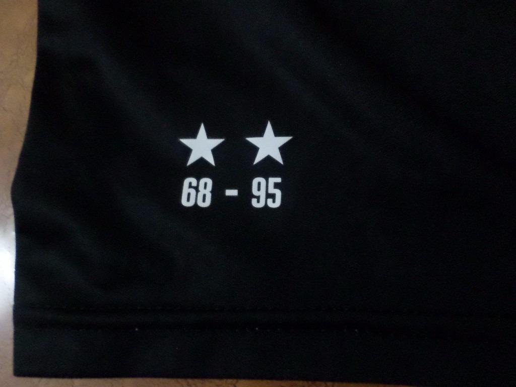 camisa botafogo preta jogo numero 10 tamanho g. Carregando zoom. aa1aff75da3e6