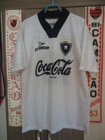 1aa18f9cac50d3 Camisa Botafogo Coca Cola Times Brasileiros Masculina - Camisas de Futebol  com Ofertas Incríveis no Mercado Livre Brasil
