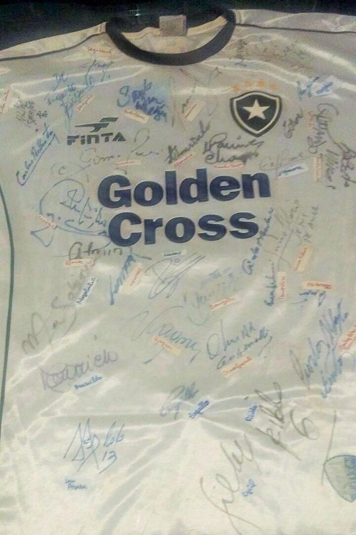 db95079712501 Camisa Botafogo - Seleção Brasileira E Mundial! - R  18.001