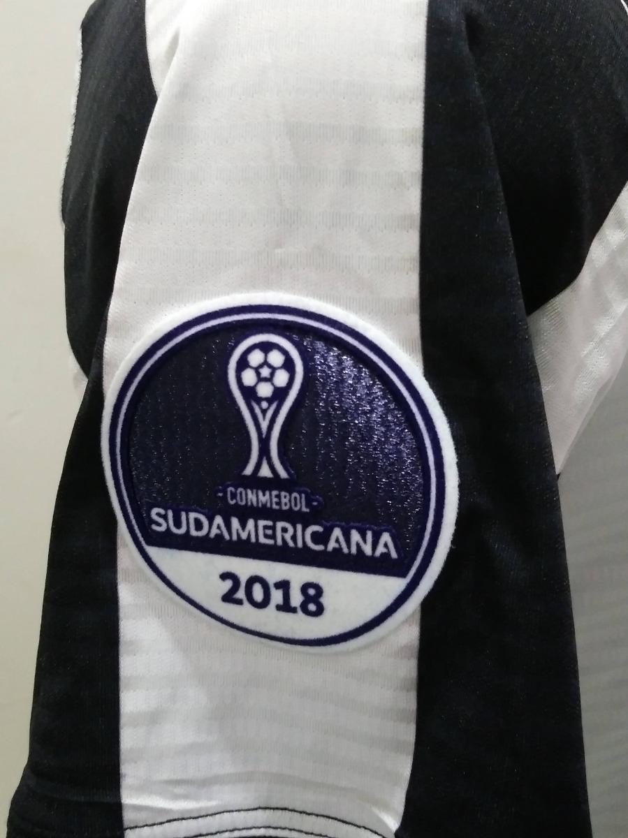 64ff0a9e8adad camisa botafogo sulamericana 2018 - leo valencia. Carregando zoom.