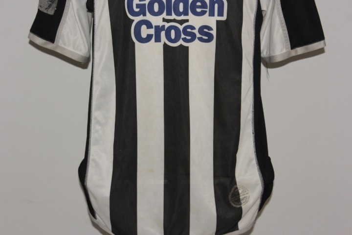 Camisa Botafogo Topper 2001 Patch Fifa  5 - R  179 3a386a769bed7