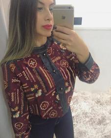 56f20f607 Blusas Femininas - Biquinis Bordô no Mercado Livre Brasil