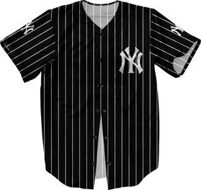 4894a3509ce36e Camisa Baseball no Mercado Livre Brasil