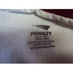 camisa branca do bahia 2 estrelas penalty tamanho egg