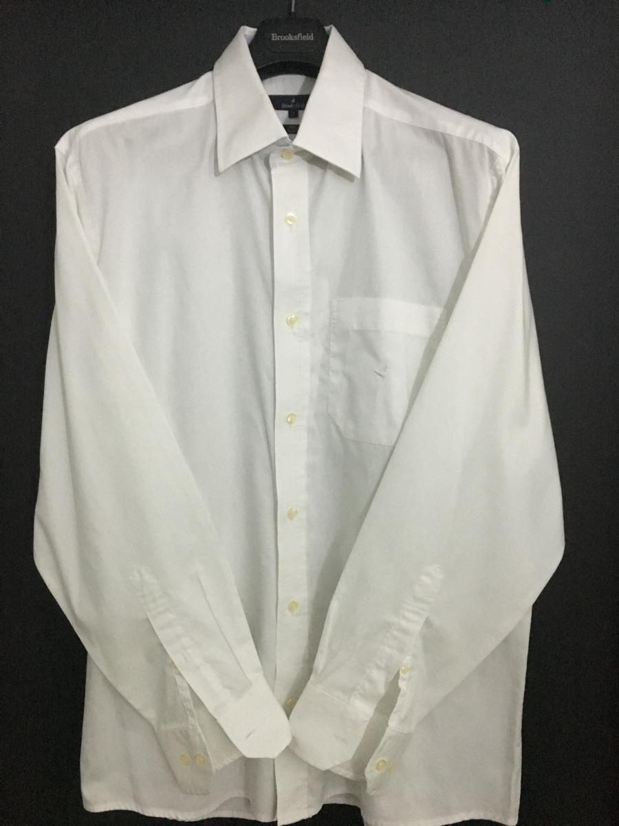 087fd3b2e03 camisa branca social brooksfield masculina. Carregando zoom.
