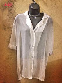 39cdffeff7 Camisa Social Transparente Feminina - Calçados