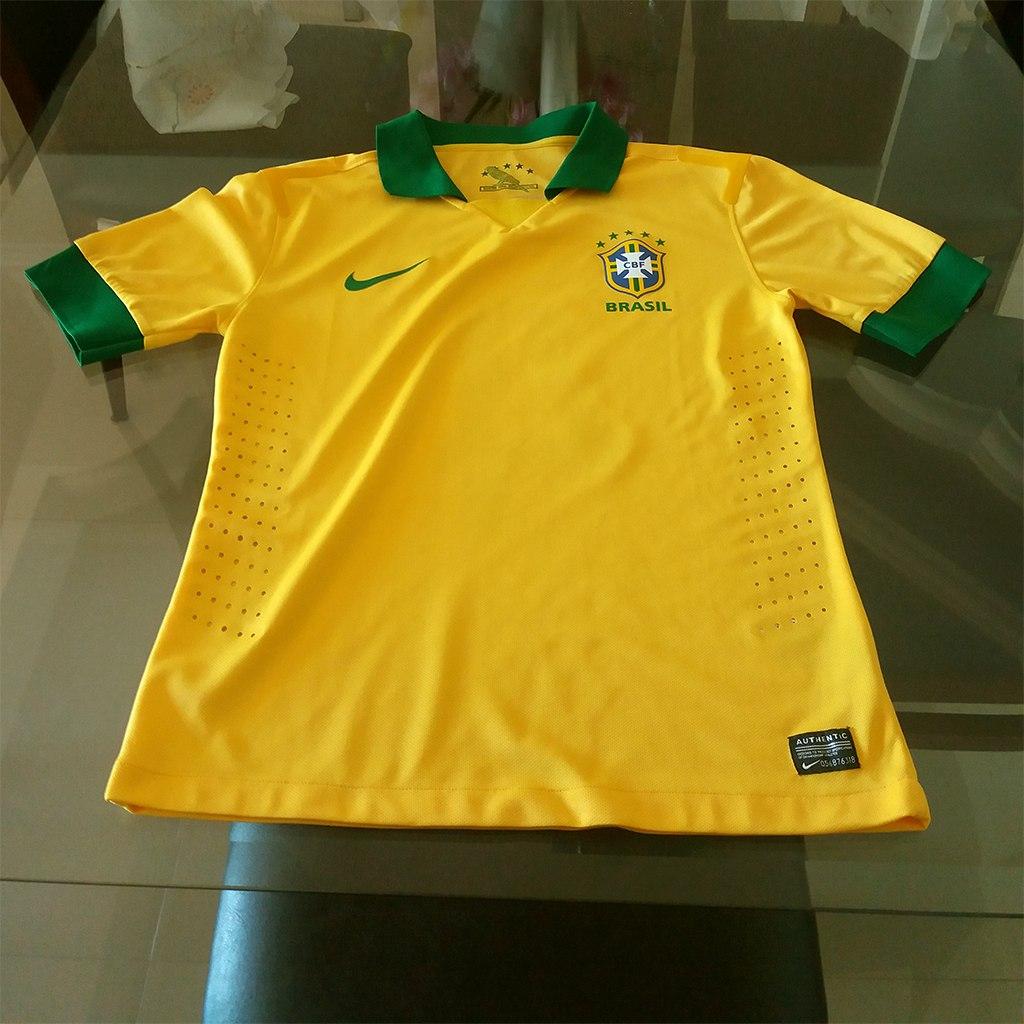 931376825c camisa brasil 2013 canarinho copa das confederacoes. Carregando zoom.