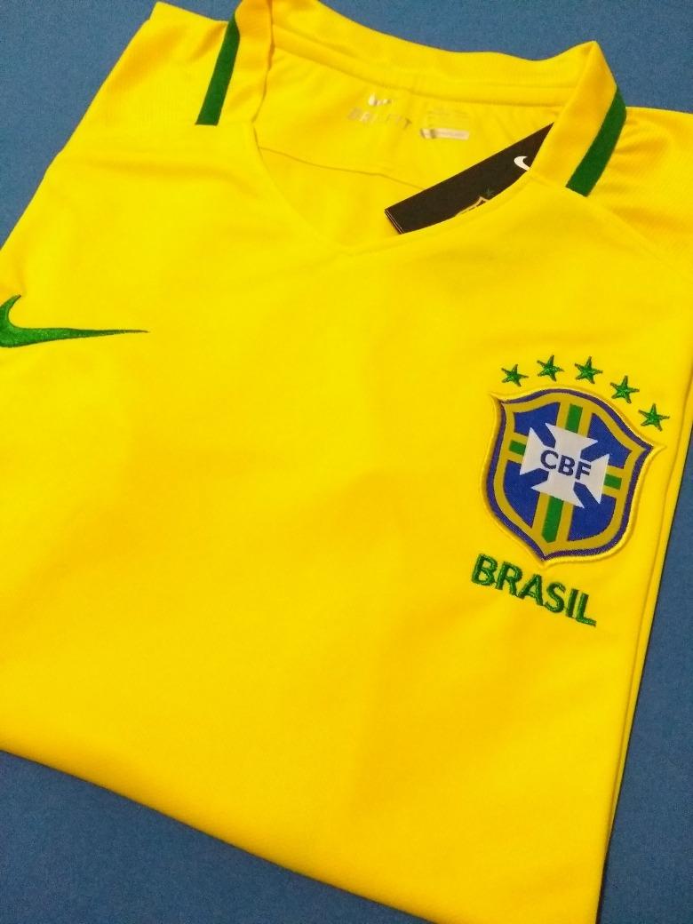 1f8636f7365da camisa brasil 2016 17 home (tam p) pronta entrega. Carregando zoom.