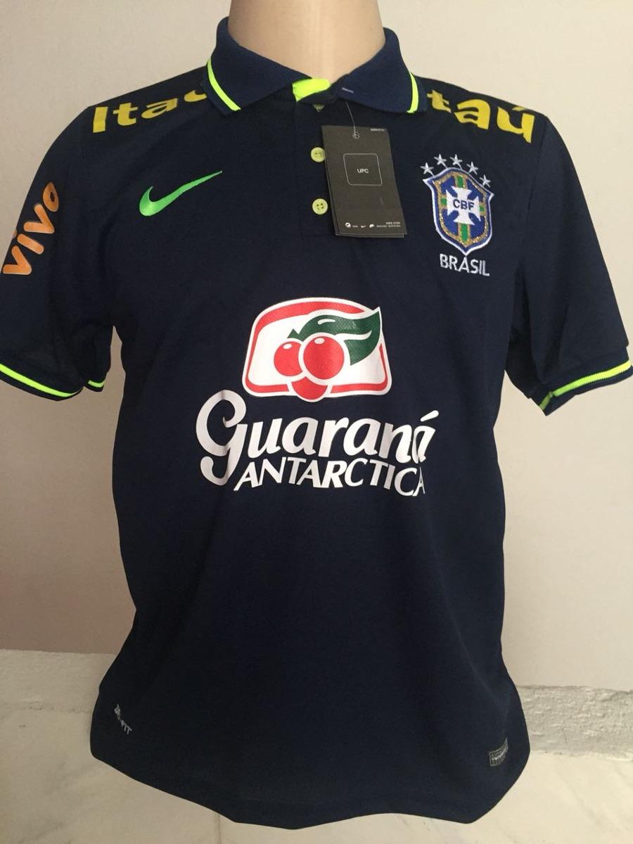 34118b3e50ead camisa brasil 2018 polo viagem copa mundo. Carregando zoom.