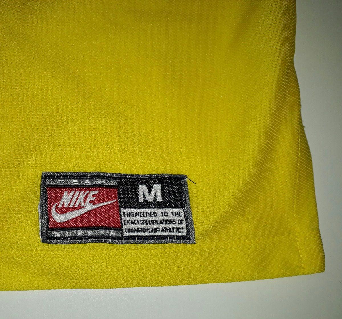 944d24685b camisa brasil antiga campeão copa confederações 1997 -7. Carregando zoom.