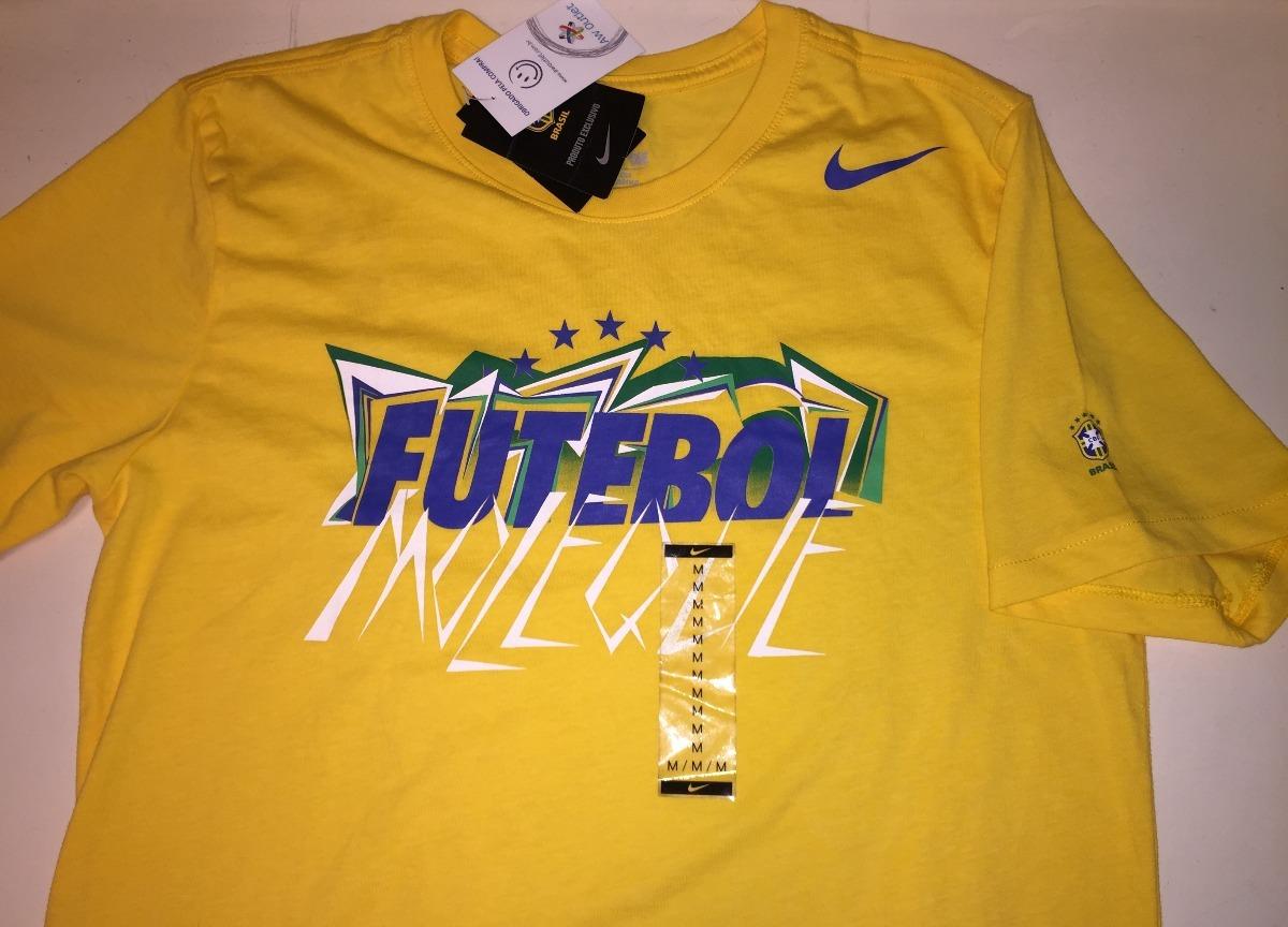 fe027aca3ba82 Camisa Brasil Cbf Futebol Neymar - Nike