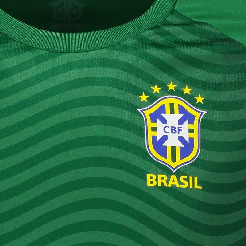 da3549bfca camisa brasil cbf waves verde. Carregando zoom.