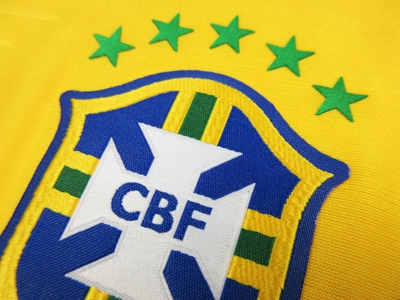 5760499fee camisa brasil copa 2018 original jogador. Carregando zoom.