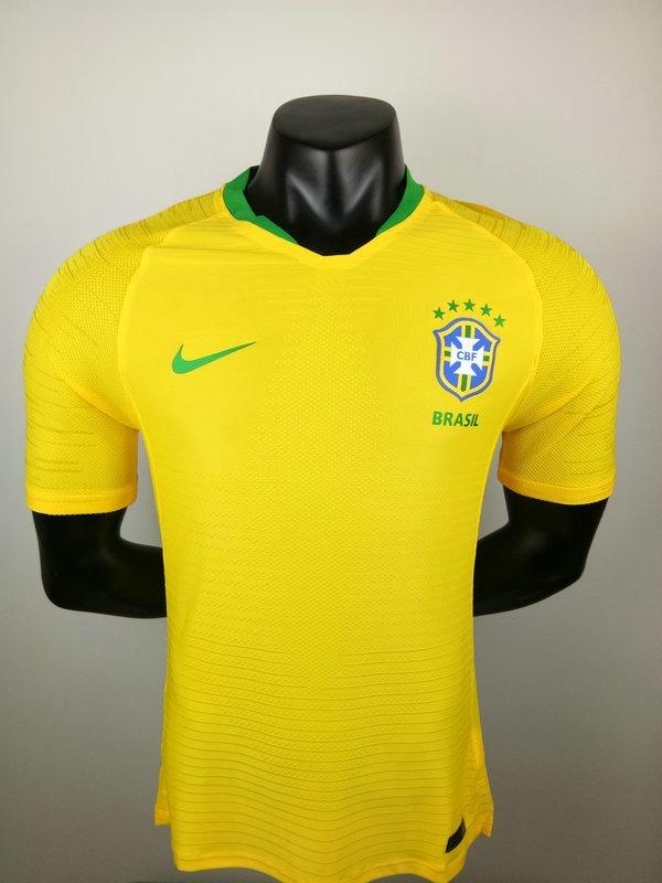 883bb63054 camisa brasil copa russia 2018 modelo jogador seleção nike. Carregando zoom.