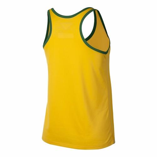 camisa brasil fit