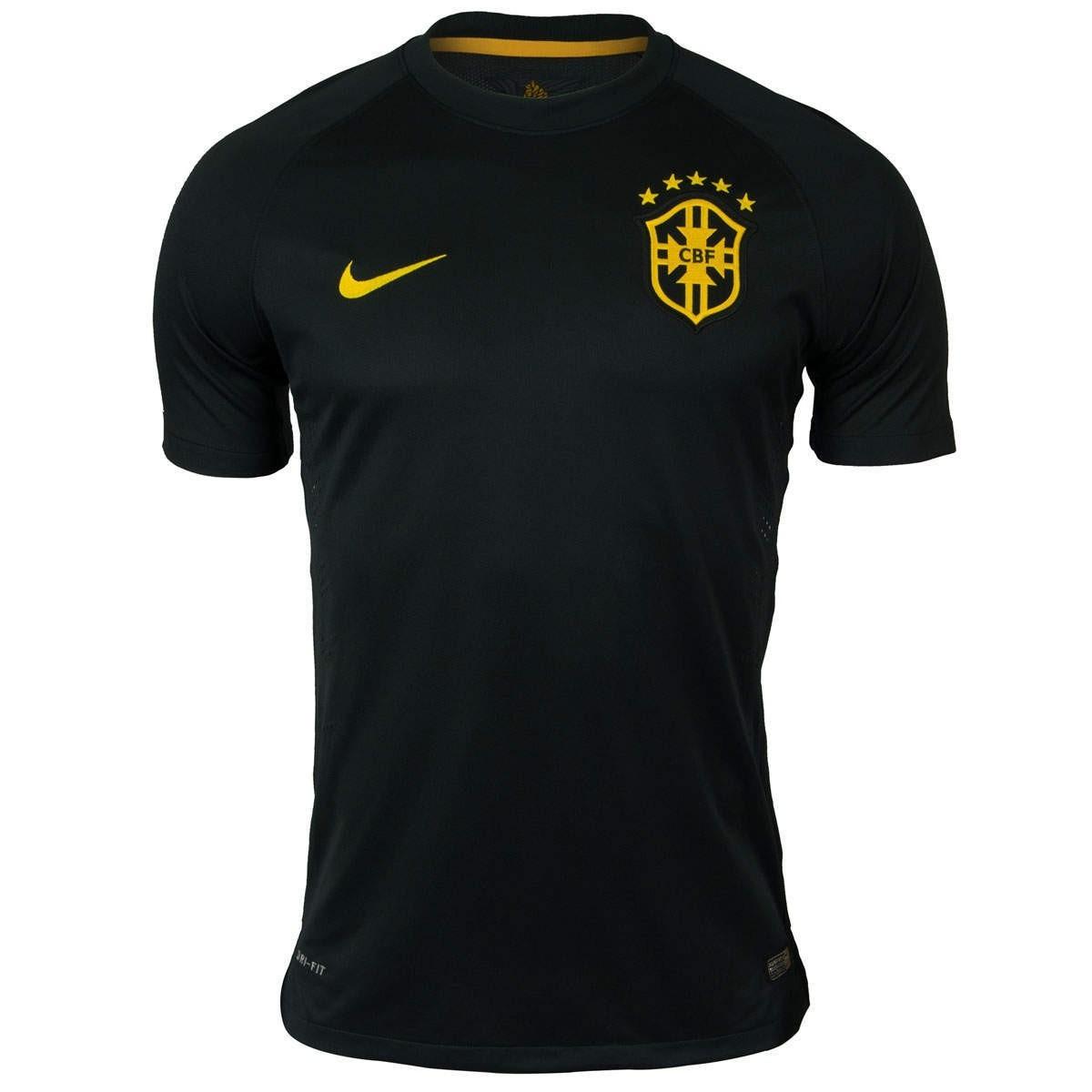 camisa brasil oficial nike verde jogador frete gratis. Carregando zoom. 5a1c65b4559f5