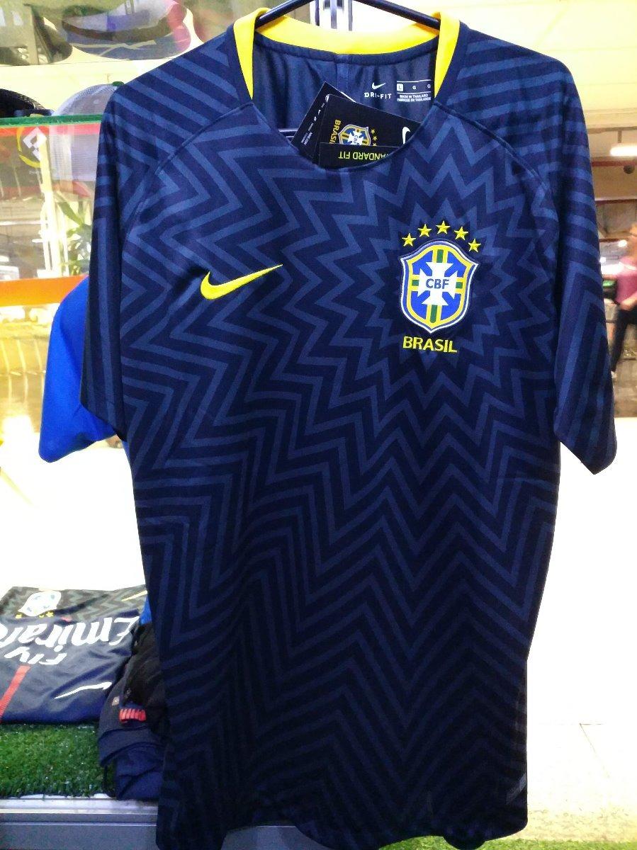 camisa brasil pre jogo 17 18 nova todos tamanhos p.entrega. Carregando zoom. 0840b9f04255d