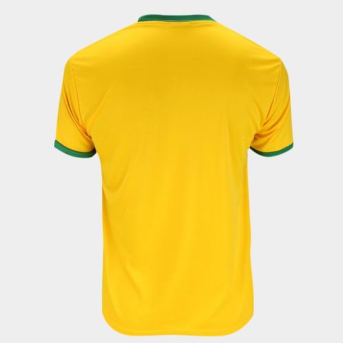 camisa brasil selecao brasileira copa america copa do mundo