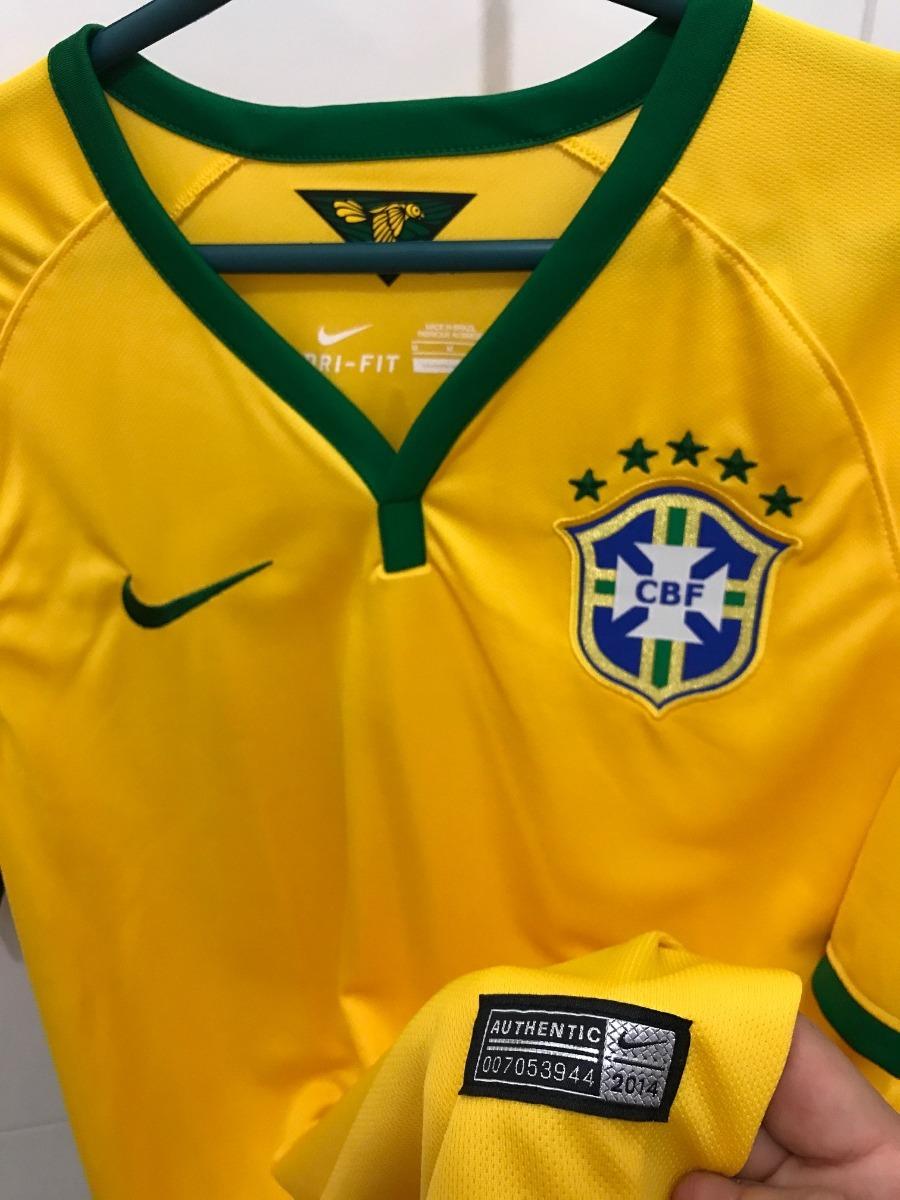 Carregando zoom... brasil seleção camisa. Carregando zoom... camisa nike  brasil seleção copa 2014 - 3 t. silva e43a7a495a264
