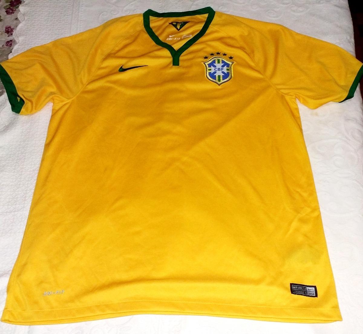 3d51021029 camisa brasil seleção brasileira nike 2014. Carregando zoom.