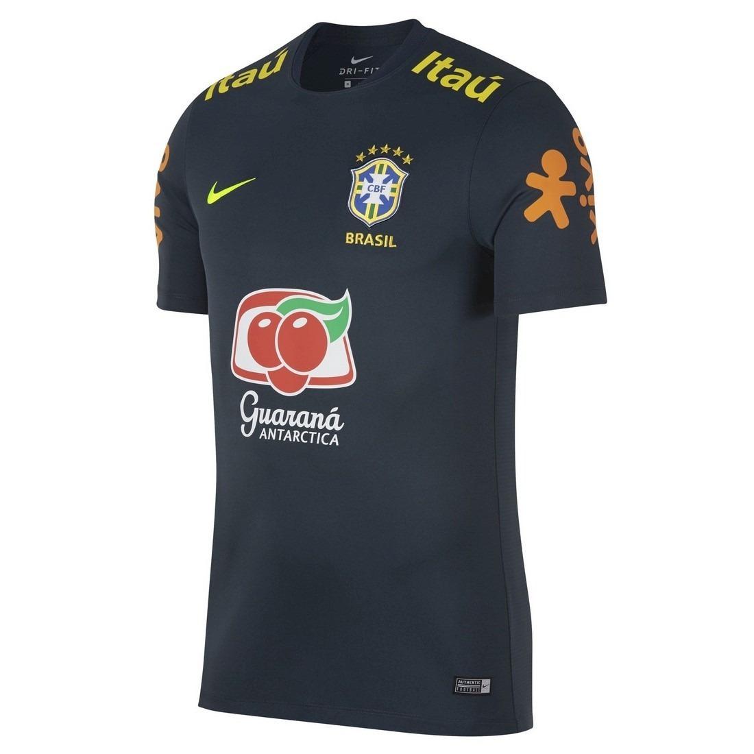 598d1dfb3d713 camisa brasil seleção brasileira treino pre jogo verde nova. Carregando  zoom.