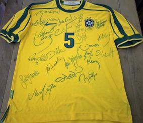 7394bd01d0 Camisa Autografada Pelé - Camisas de Futebol com Ofertas Incríveis no  Mercado Livre Brasil