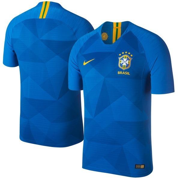 762fda3e25 Camisa Brazil Azul Copa 2018 Original Nike P.coutinho N11 - R  199 ...
