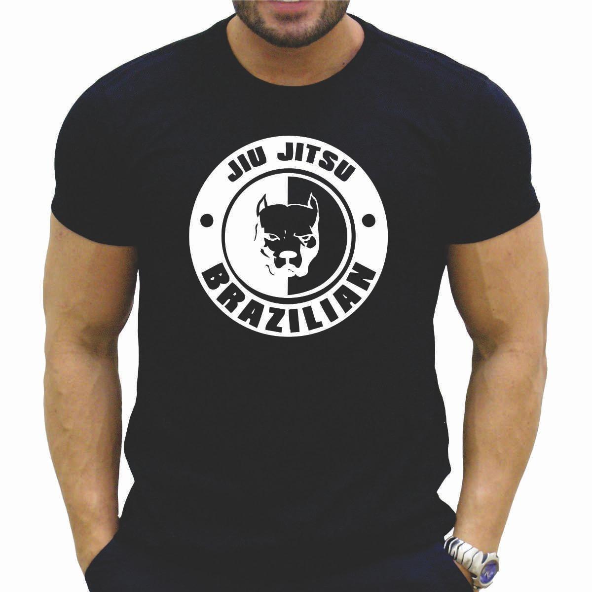 2e733b966 camisa brazilian jiu jitsu fitness musculação promoção. Carregando zoom.