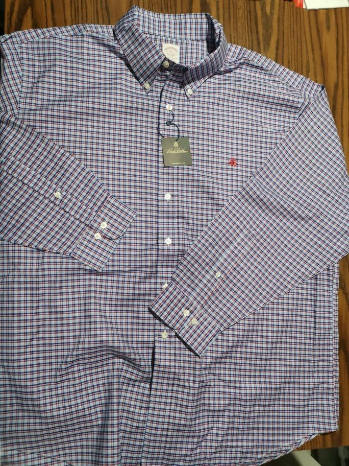 Brooks Original Da Xxl XxxlPoloLacoste Camisa Brothers TcK1JlF