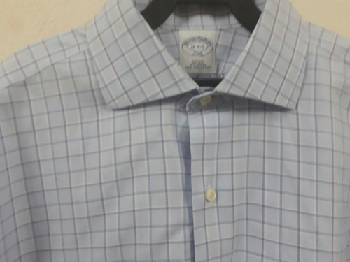 camisa brooks brothers seminueva