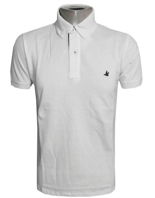 341f8bfbe2b Camisa Brooksfield Gola Polo Camiseta Branca - R  101